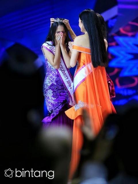 Gosip Terhangat - Selamat, Jasi Michelle Tumbel Juara Miss Celebrity Indonesia 2016