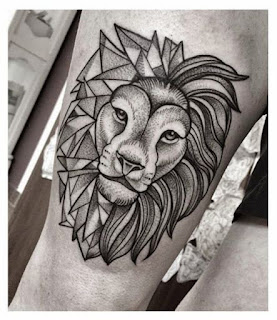 50+ Powerful Lion & Lioness Tattoos Certain To Astonish