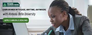 ABU DLC Admission Form 2020/2021 | UG & Postgraduate