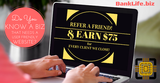 Earn $75! - Referrals