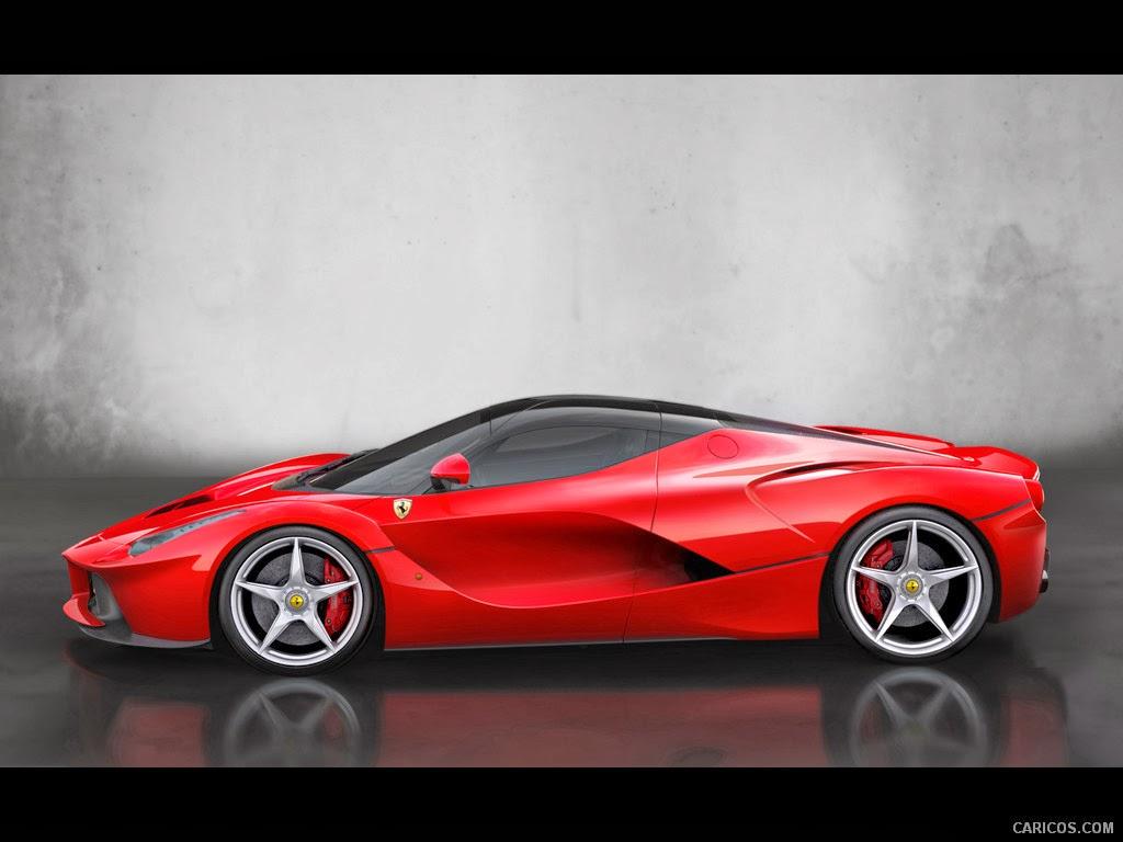 2014 Ferrari LaFerrari gallery stills images |TechGangs