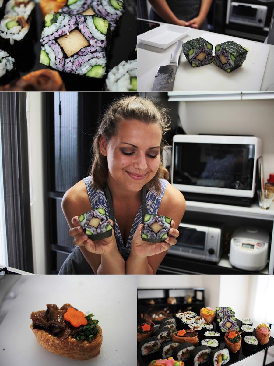 sushi nigiri homemade
