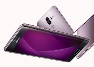 Huawei Rilis Layar Melengkung RAM 6 GB, Mate 9 Pro