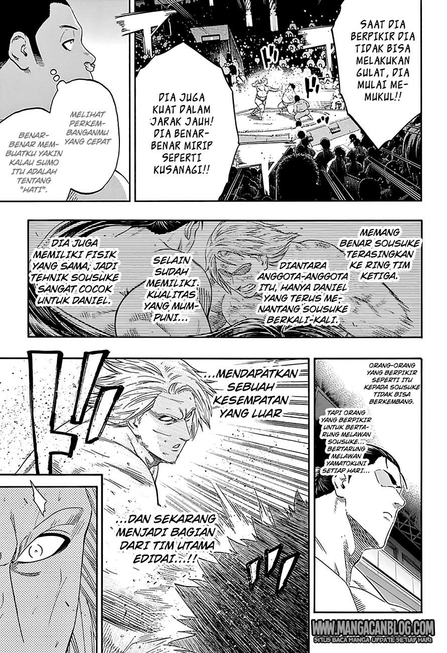 Komik hinomaru zumou 144 - saling bertolakan 145 Indonesia hinomaru zumou 144 - saling bertolakan Terbaru 9|Baca Manga Komik Indonesia