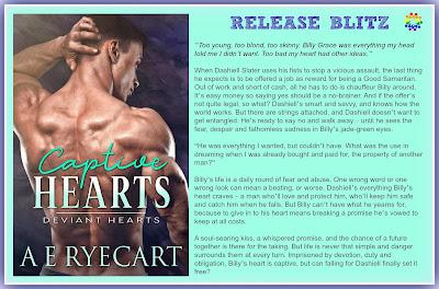 Captive Hearts: Deviant Hearts Book 1, A.E. Ryecart