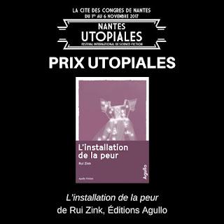 Prix Utopiales 2017