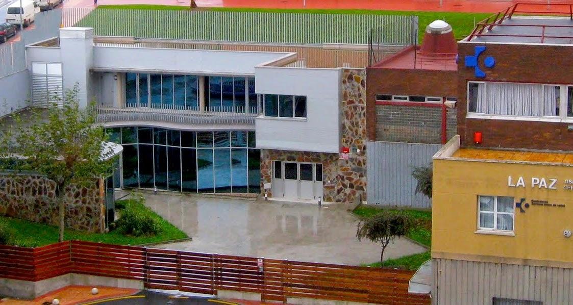 Centro de día de La Paz