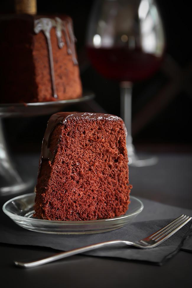Chocolate Merlot Cake Recipe