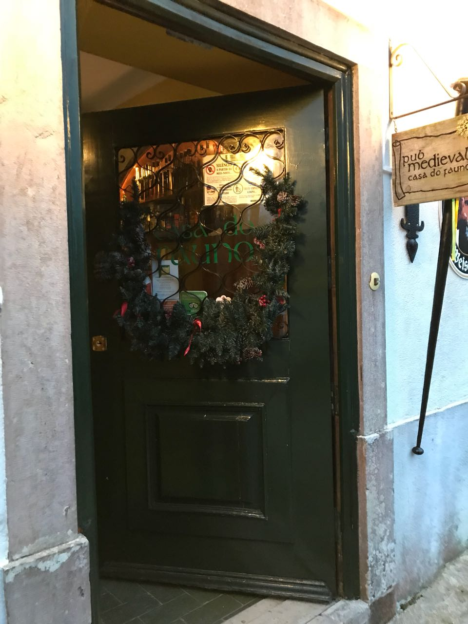 A Casa do Fauno - Pub Medieval