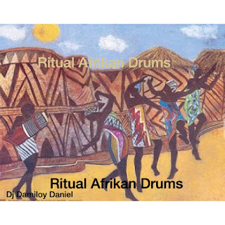 Dj Damiloy Daniel & Ritual Afrikan Drums - Galo Do Dia