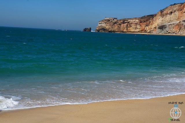 plaża nazare portugal