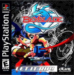 Beyblade: Let it Rip! cover