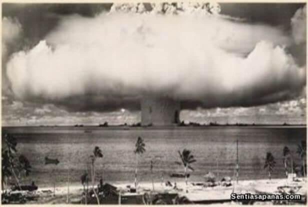 Bikini Atoll, Amerika Syarikat