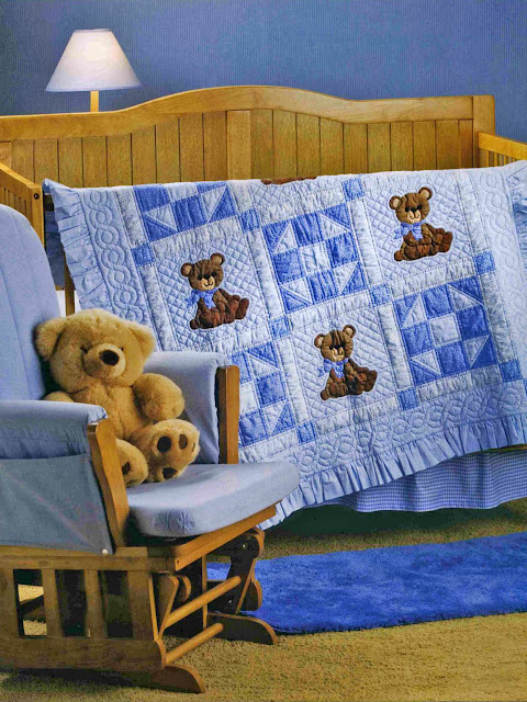 Barbara Clayton - Let's Quilt for Baby - 2007 скочать без регистрации