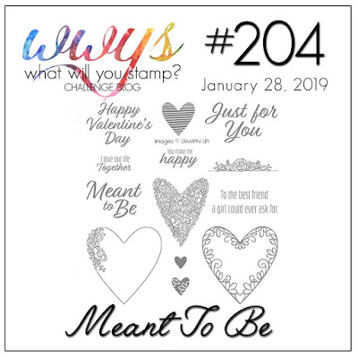 Meant to Be by Stampin' Up!