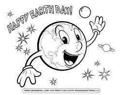 Earth Day 2016 Coloring Pages