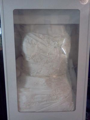Davidu0027s Bridal Wedding Dress Preservation 00