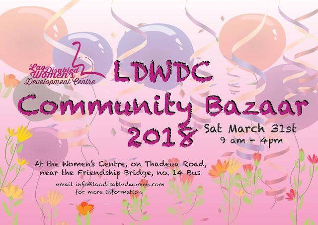 LDWDC Community Bazaar 2018