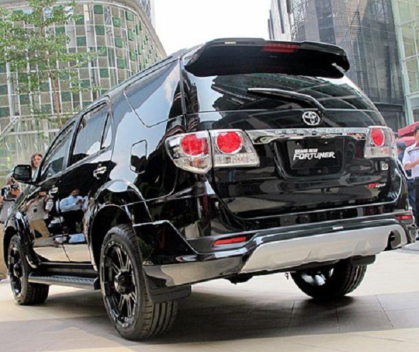New Car Models Toyota Fortuner 2013