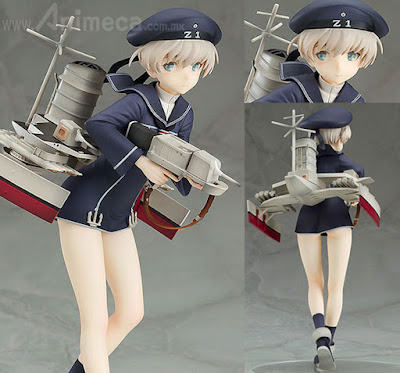Figura Z1 Leberecht Maass Kantai Collection KanColle
