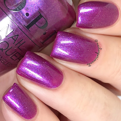 opi berry faint fun holiday 2018 the nutcracker and the four realms review