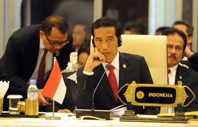 Istana Bantah Jokowi Jarang Muncul di Forum Internasional