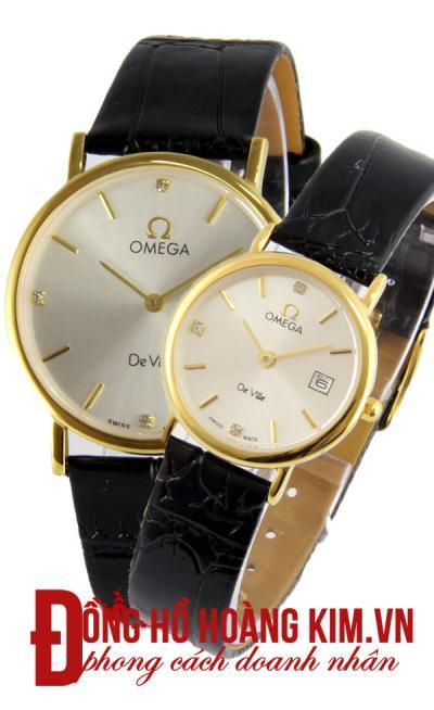 đồng hồ đôi dây da giá rẻ