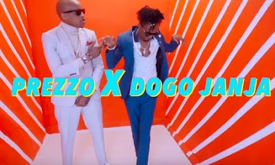 Video Prezzo X Dogo janja - Hamsa Mia
