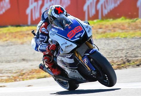 Pole Position Hasil Kualifikasi MotoGP Motegi Jepang 2012