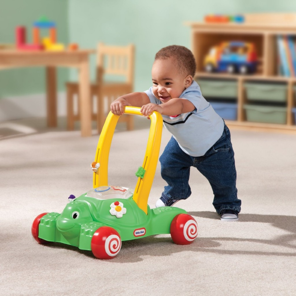 Push Toys To Help Baby Toddlers Walk Independently