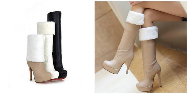 ψηλοτάκουνες μπότες εικόνες
