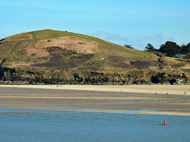 View from the Padstow coastal path