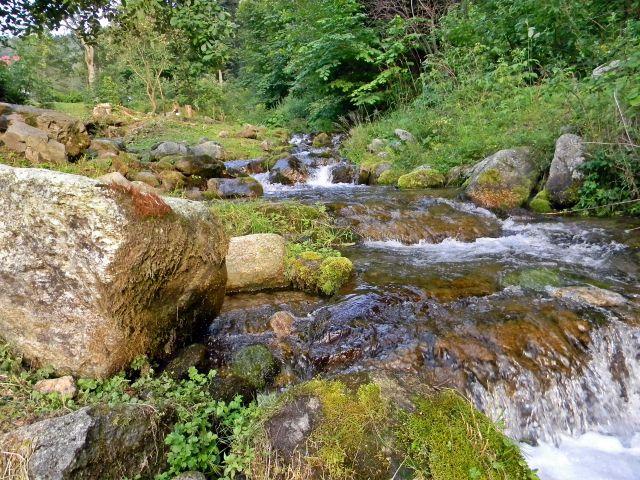 rzeki w Międzygórzu