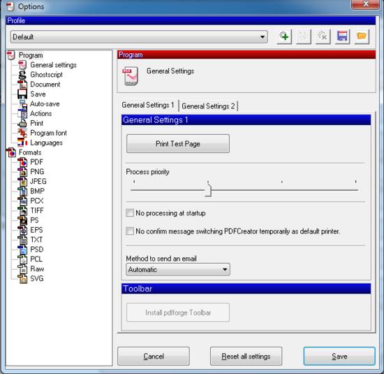 PDFCreator Terbaru