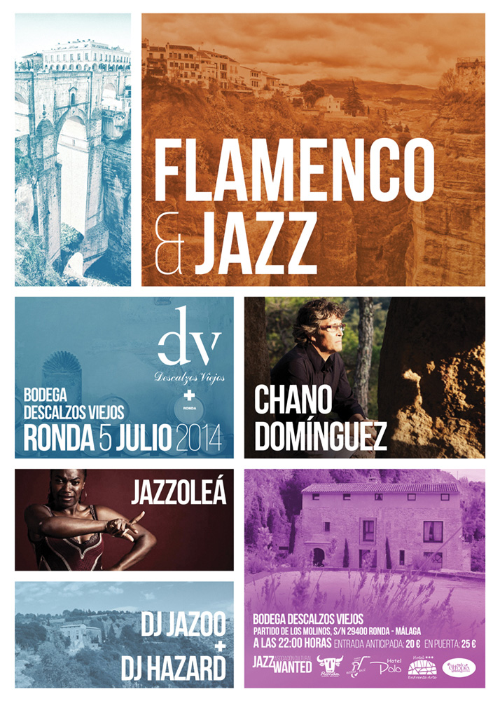 1º FLAMENCO JAZZ EN RONDA