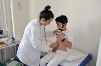 dispanser, sağlık ocağı, poliklinik, aile sağlığı merkezi, doktor hasta muayene