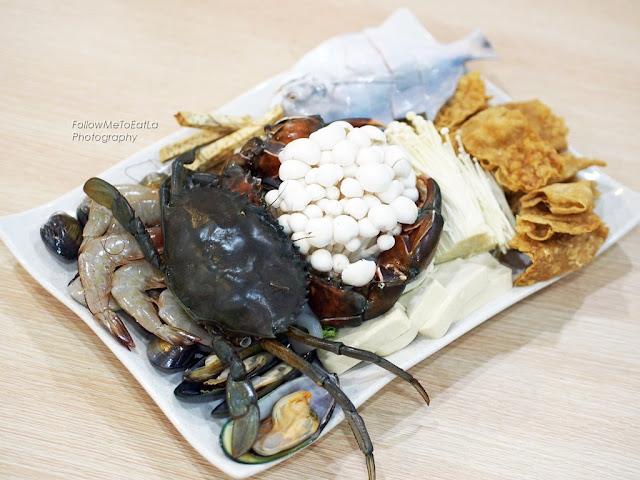COCO Jumbo Crab Set