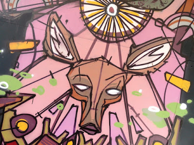 Psoman graffiti