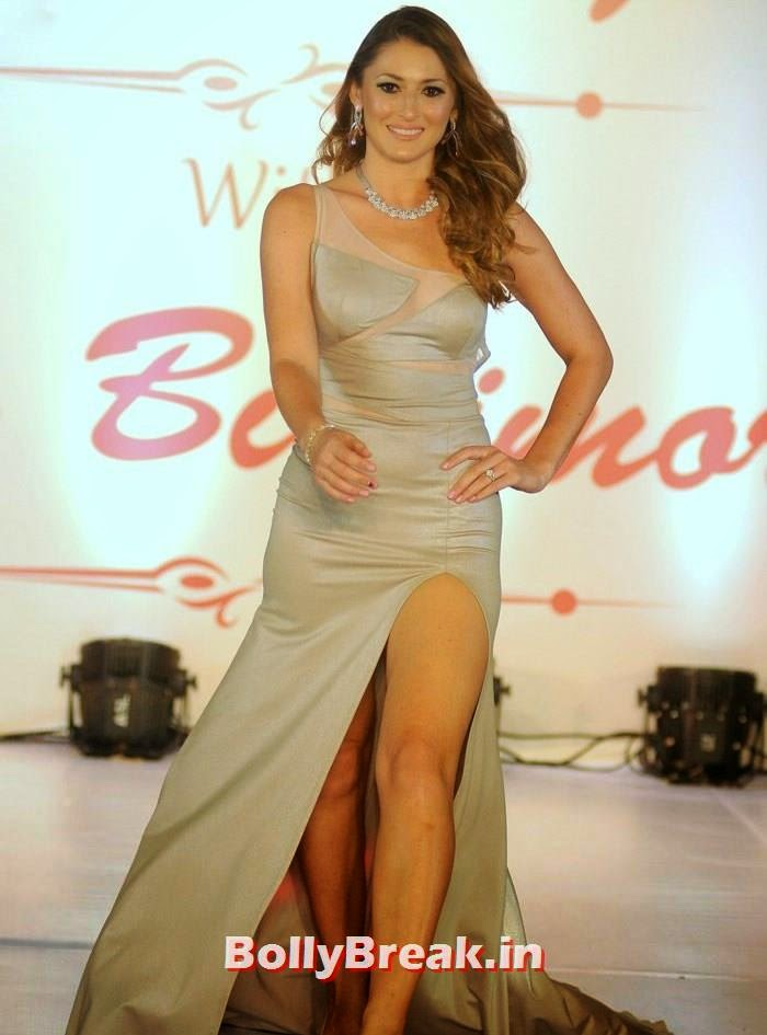 Diana Vindu, Amy Billimoria Fashion Show - The Big Fat Fashionable Wedding