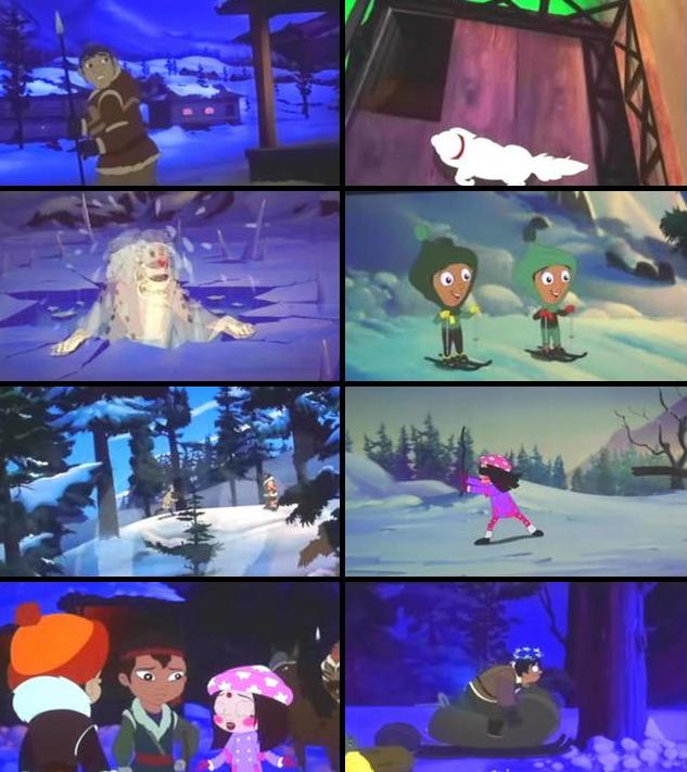 Chhota Bheem Himalayan Adventure 2016 Hindi pDVDRip XviD 700mb