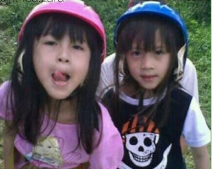 Fakta Biodata dan Foto Cantik Imut Kyla dan Zara JKT48 pemeran Disa adik Dilan  Iqbaal CJR