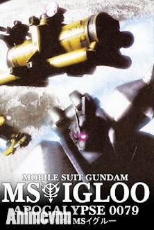 Mobile Suit Gundam MS IGLOO: Apocalypse 0079 -  2013 Poster