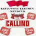 CALLIND Pesaing WhatsApp Karya Wong Kebumen Mendunia
