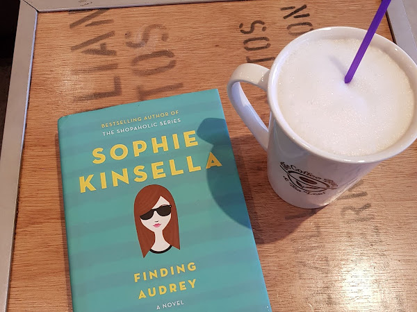 January Reads: Sophie Kinsella's Finding Audrey and Colleen Hoover's All Your Perfects