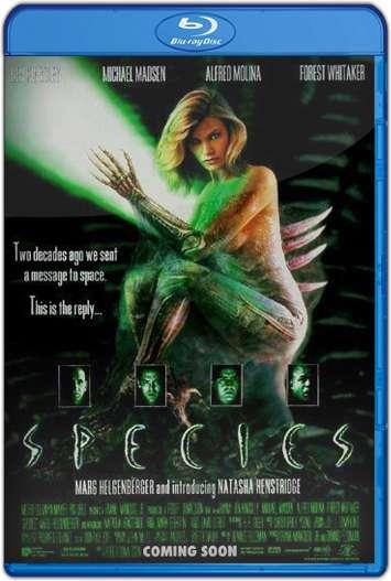 Especies (1995) HD 1080p Latino