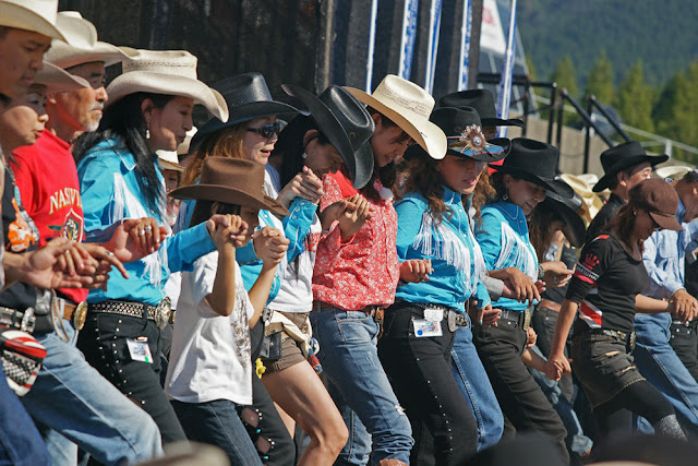 Country Gold Festival (country music festival) at Mt. Aso, Kumamoto Pref.