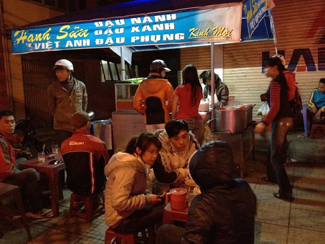 Hot Soy Milk in Dalat, you should try it 3