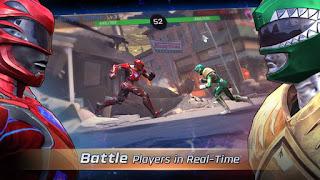 Power Rangers: Legacy Wars1