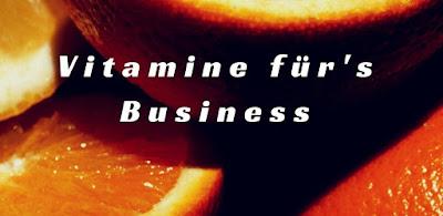 Unternehmerinnen.org bietet Vitamine für Ihr Business