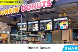 Jawatan Kosong di Dunkin' Donuts.